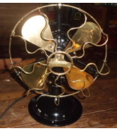 Antique-Vintage-Marelli-Electric-Fan-11-inches